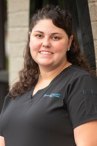 Ashley, Dental Assistant